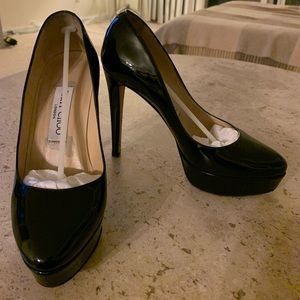 Lovely Patent Leather Jimmy Choo Pumps Size 36